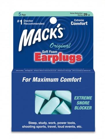 Macks Ear Plugs Original