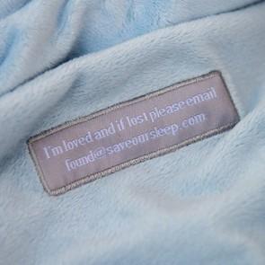 Save Our Sleep Grey Elzzie Elephant Comforter
